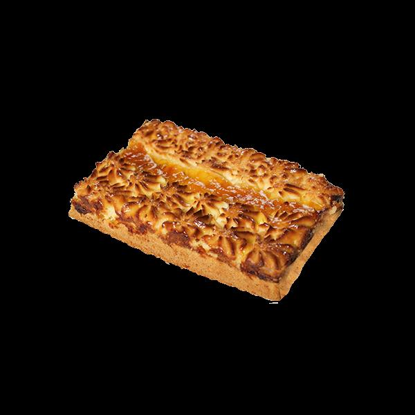 """""""Пиріг пісочний з сирно-абрикосовою начинкою"""""""